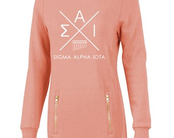 Sigma Alpha Iota North Hampton Infinity Design Sweatshirt