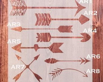 Arrow Stencil Packs
