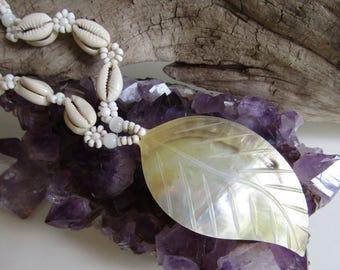 Goddess of the Sea ~ Garland of Shells