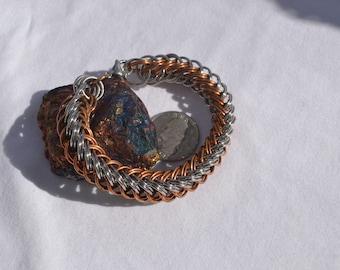 Kinged Half Persian 4 in 1 Bracelet