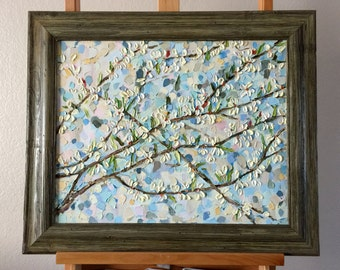 Spring - ORIGINAL OIL PAINTING