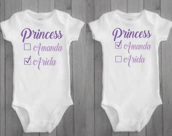Twin baby gift etsy negle Choice Image