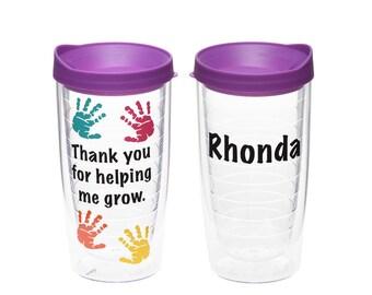 Personalized Teacher Gift - Teacher Appreciation - End of Year Teacher Gift - Preschool Teacher - Teacher Gift Personalized - Custom Teacher