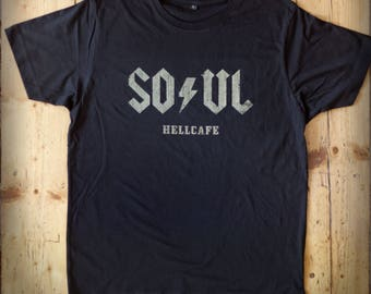SOUL light Cafe T-Shirt