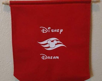 Disney Flag Hanger