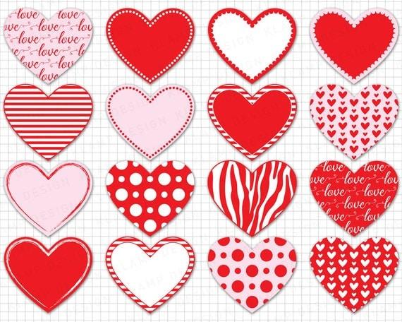 Heart Clipart: \