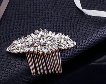 Bridal Comb Rhinestone Comb Wedding Comb Crystal Comb Hair Comb Bridal Hair Pins Bridesmaids Comb Wedding Hair Comb Bridal Hair Comb