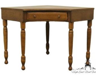HEYWOOD WAKEFIELD Old Colony Maple Corner Desk H12