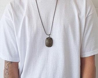 Egyptian Artefact Necklace