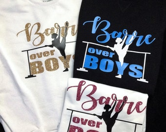 Barre Over Boys (sweater)