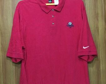 Vintage Nike Golf Tour Shirt Men's Large