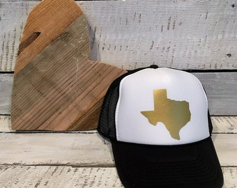Celebrate your State with these fun Trucker Hats!, State Trucker Hat, Texas Trucker Hat, Love Texas Trucker Hat, Love my state Trucker Hat