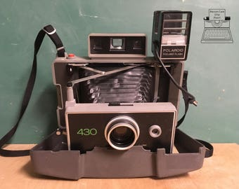 SALE! Polaroid Land Camera Model 430