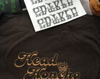 Ween Shirt-Buenas Tardes Amigo Head Honcho-Sizes S M L XL 2XL