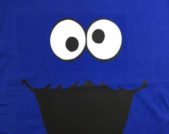 Cookie Monster Tshirt