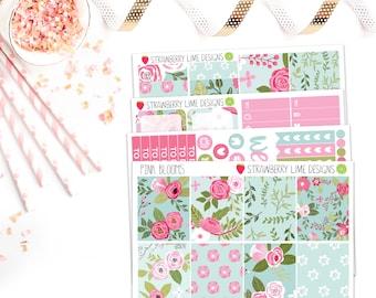 Pink Blooms Collection - Regular Kit