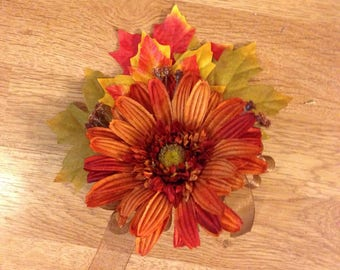 Autumn dreams corsage