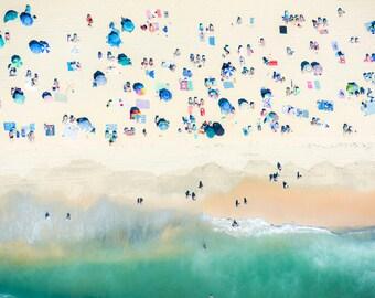 Belmar III - Aerial Beach Photography