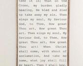 4x2 How Great Thou Art Ha...