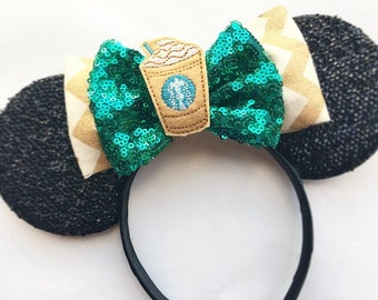 Starbucks inspired ears -4th option
