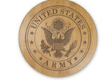 Military Branch Cutting Boards