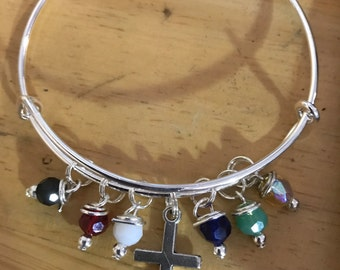 Faith Adjustable Bangle