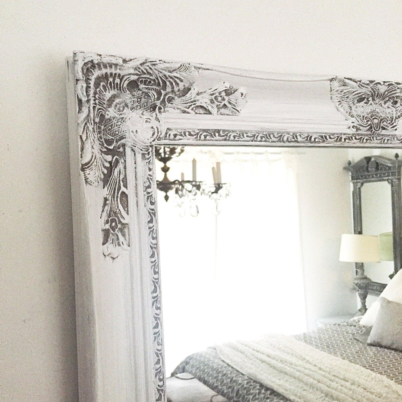 shabby chic mirrored bathroom cabinet | My Web Value