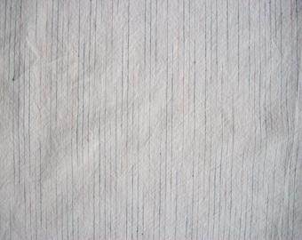 Linen/Cotton Striated Mini Stripe 5.625 Yards