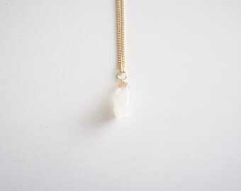 TEG Moonstone Necklace