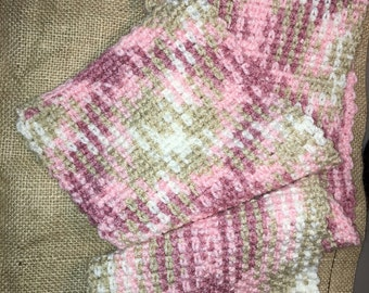 Crocheted Scarf for child