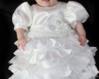 Custom Baby Blessing/Christening Dresses, Blessing Dresses, Christening Dresses, Handmade Dresses