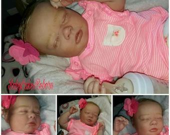 Realborn Ana reborn baby girl doll. FREE US SHIPPING!!
