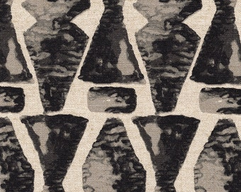 Decorative Pillow Juju Geometric Granite Black