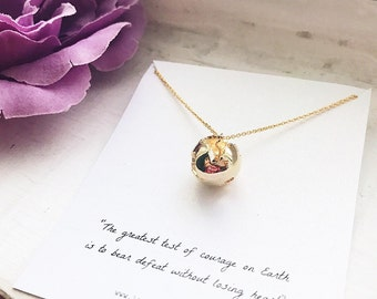 Gold Earth Necklace, earth necklace, earth pendant necklace, globe necklace, layering necklace, gift for travellers, meaningful gifts, 14k