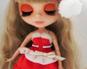 Chaos Queens  Christmas Outfit  for  Blythe  and  Pullip