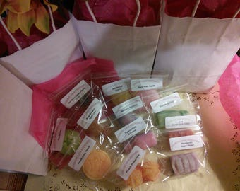 Fruit/Bakery/Candy/Drink Sampler #6  - 18 count