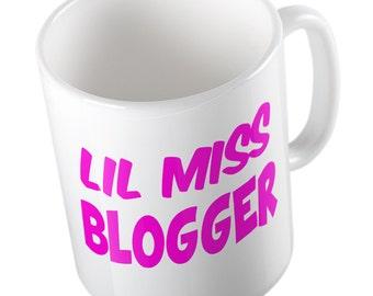 Lil' miss blogger