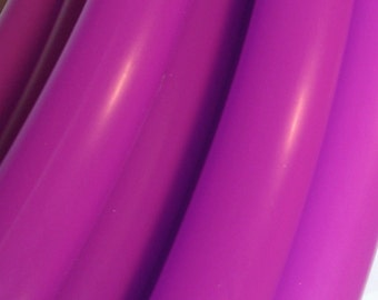 11/16 GOLDILOCKS: Uv Fuchsia Hula Hoop- Made to Order