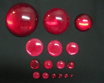Round gems - sold individually