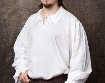 Man Renaissance Chemise Shirt