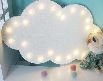 Cloud Light, Cloud Lamp, Cloud Marquee, Cloud Gifts, Cloud Ideas, Cloud Room, Cloud Nursery, Cloud Interior, Cloud Wall Decals, Cloud LED