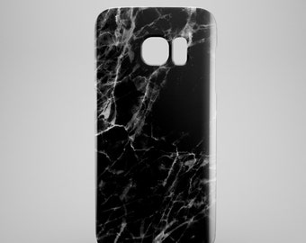 Black Marble case fits Samsung Galaxy S6, Samsung galaxy S5, samsung s7, Samsung Galaxy S7 Case, Samsung galaxy s7 edge, phone cover, cases