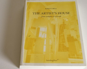 The Artist's House, Kirsty Bell, Sternberg Press, used