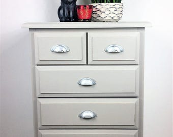 Sold~~~Sold Tallboy/Chest of Draws