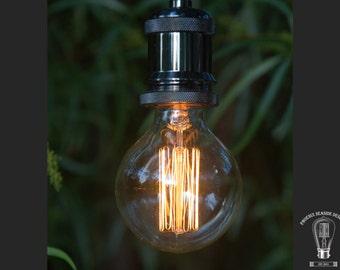 Vintage Edison Style Retro Tungsten Filament G80 - 110V/40W Bulb