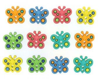 Dress it up buttons - Sew Cute Butterflies