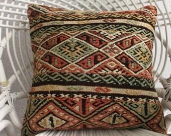 cushion kelim ottoman vintage boho throw pillows tapestry pillows tissu azteque kilim bamboo couch sofa throw pillow embroidered pillow 1292