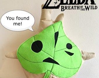 The Legend of Zelda inspired Korok plush Breath of the wild Makar