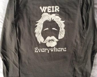 Weir Everywhere Long Sleeve T-Shirt