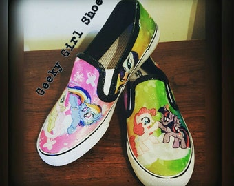 The Magic of friendship shoes